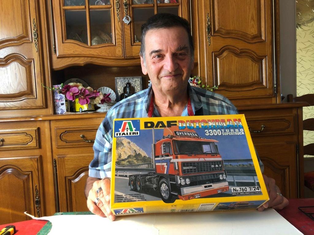 DAF 2800 au 1/24 - ITALERI  24164011