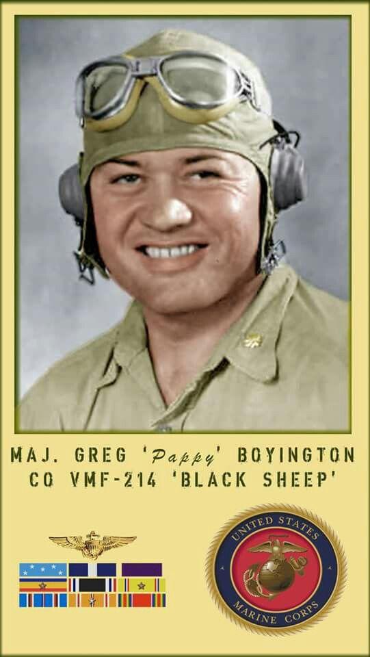 """BUSTE GREGORY """" PAPY """"  BOYINGTON - ROBERT CONRAD - [ FINI ] Boying10"""