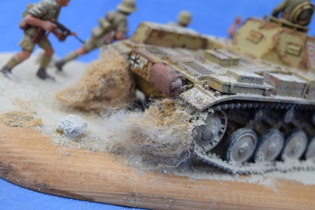 Fil rouge 2021 * Panzer Kampfwagen II Ausf. F/ G au 1/35 - TAMIYA - 1971 - *** Terminé en pg 3 - Page 3 Dfr1210