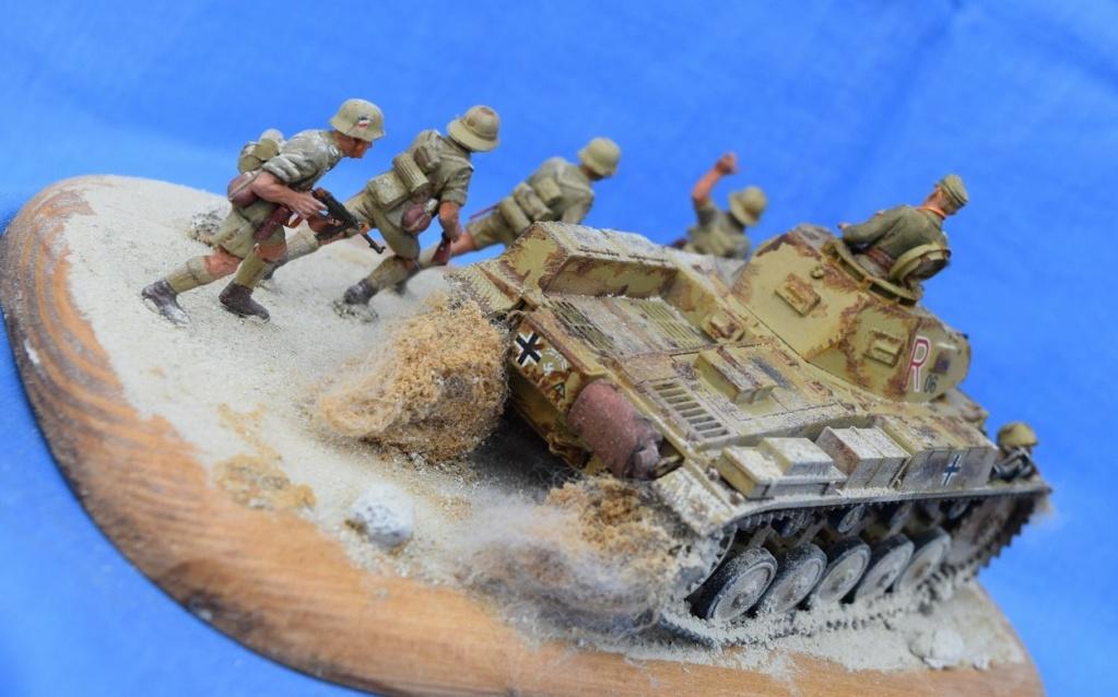 Fil rouge 2021 * Panzer Kampfwagen II Ausf. F/ G au 1/35 - TAMIYA - 1971 - *** Terminé en pg 3 - Page 3 Dfr1510