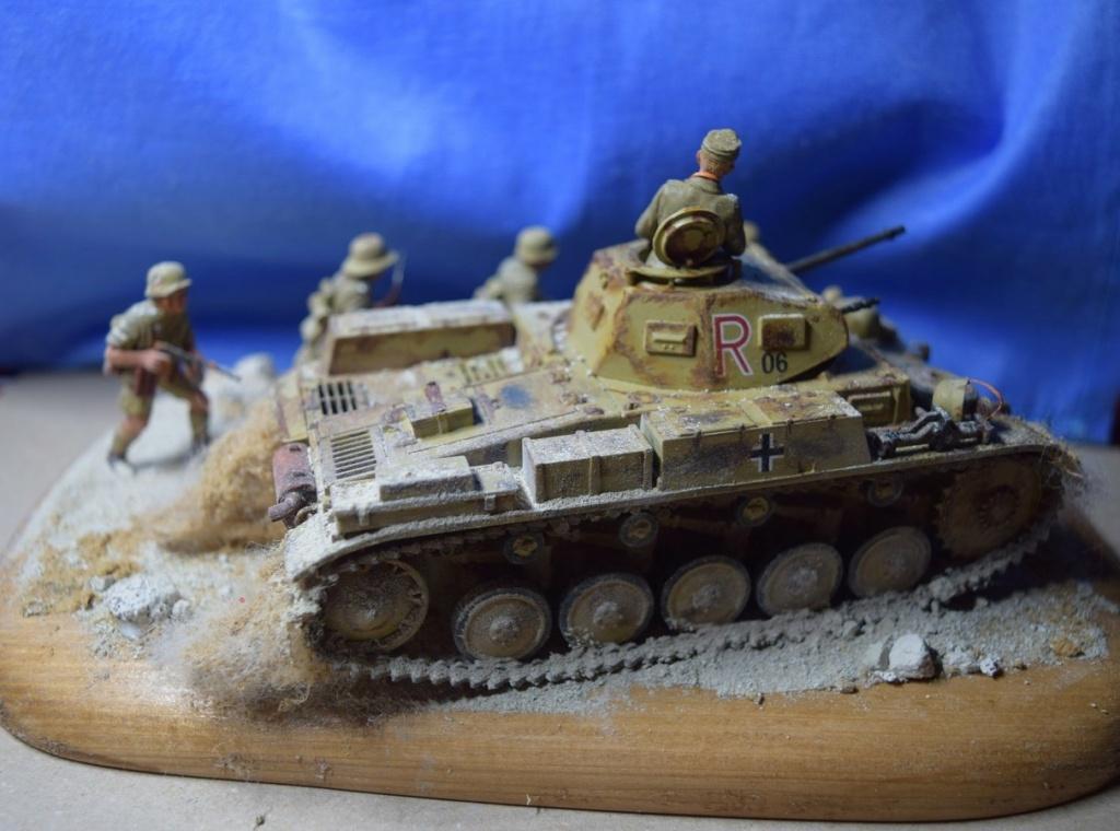 Fil rouge 2021 * Panzer Kampfwagen II Ausf. F/ G au 1/35 - TAMIYA - 1971 - *** Terminé en pg 3 - Page 3 Dfr810