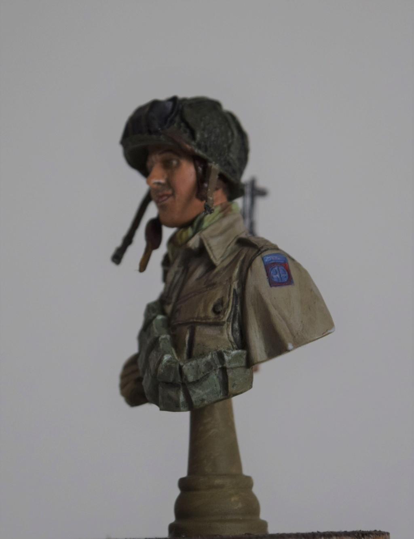 "US Army 82 Airborne """" All american "" - buste  1/16 de chez ALPINE FIGURINES .[ Terminé ] Dsc_0210"