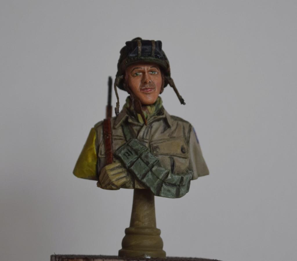 "US Army 82 Airborne """" All american "" - buste  1/16 de chez ALPINE FIGURINES .[ Terminé ] Dsc_0212"