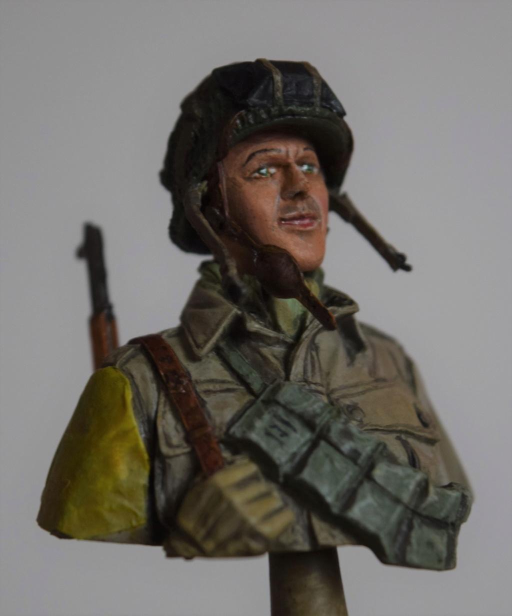 "US Army 82 Airborne """" All american "" - buste  1/16 de chez ALPINE FIGURINES .[ Terminé ] Dsc_0214"