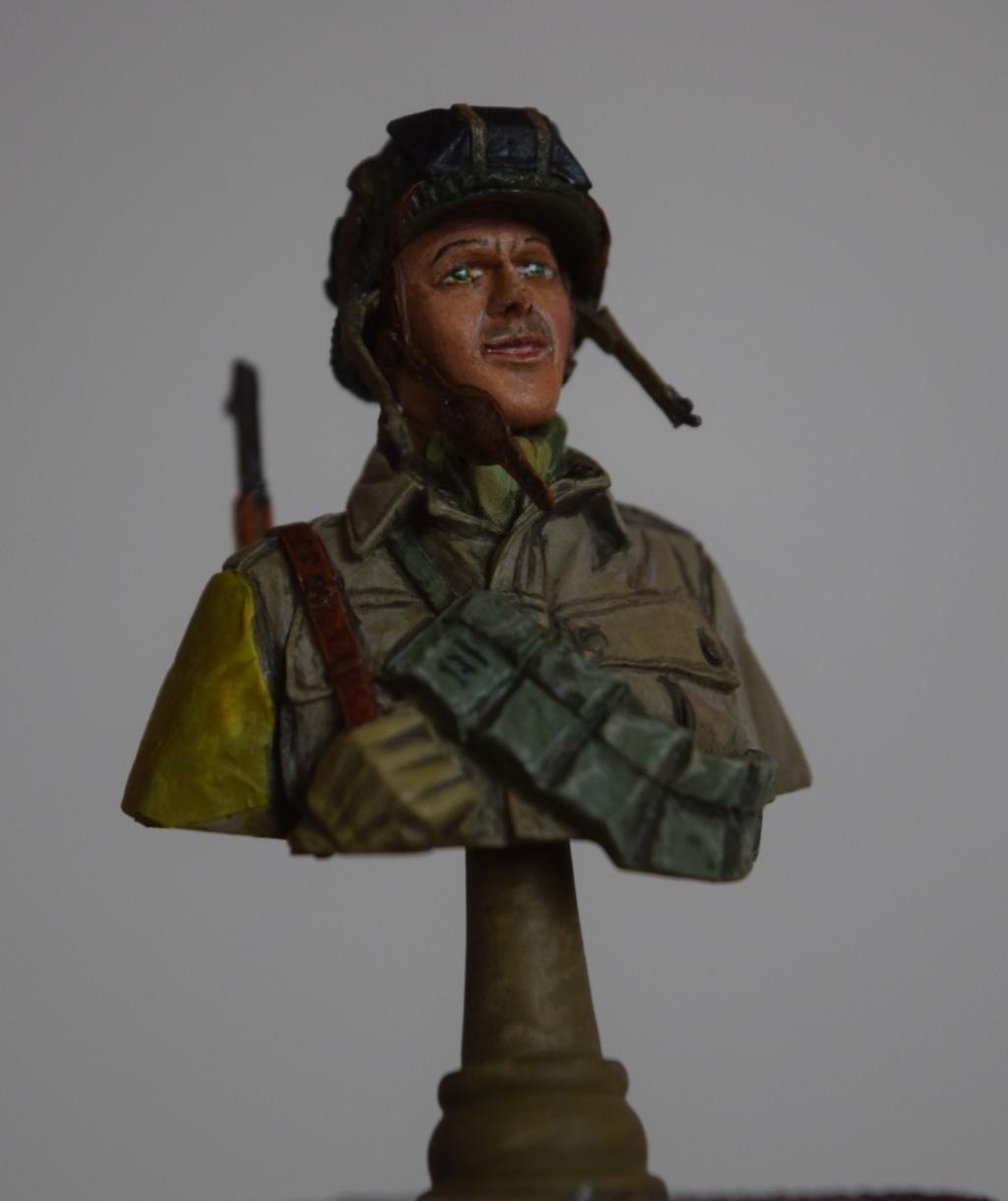 "US Army 82 Airborne """" All american "" - buste  1/16 de chez ALPINE FIGURINES .[ Terminé ] Dsc_0215"