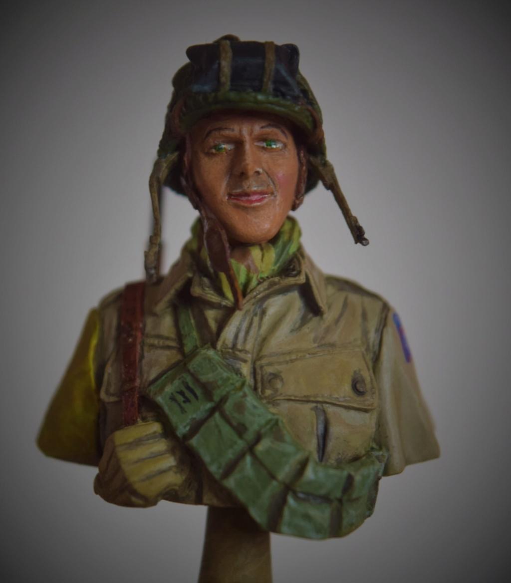 "US Army 82 Airborne """" All american "" - buste  1/16 de chez ALPINE FIGURINES .[ Terminé ] Dsc_0216"