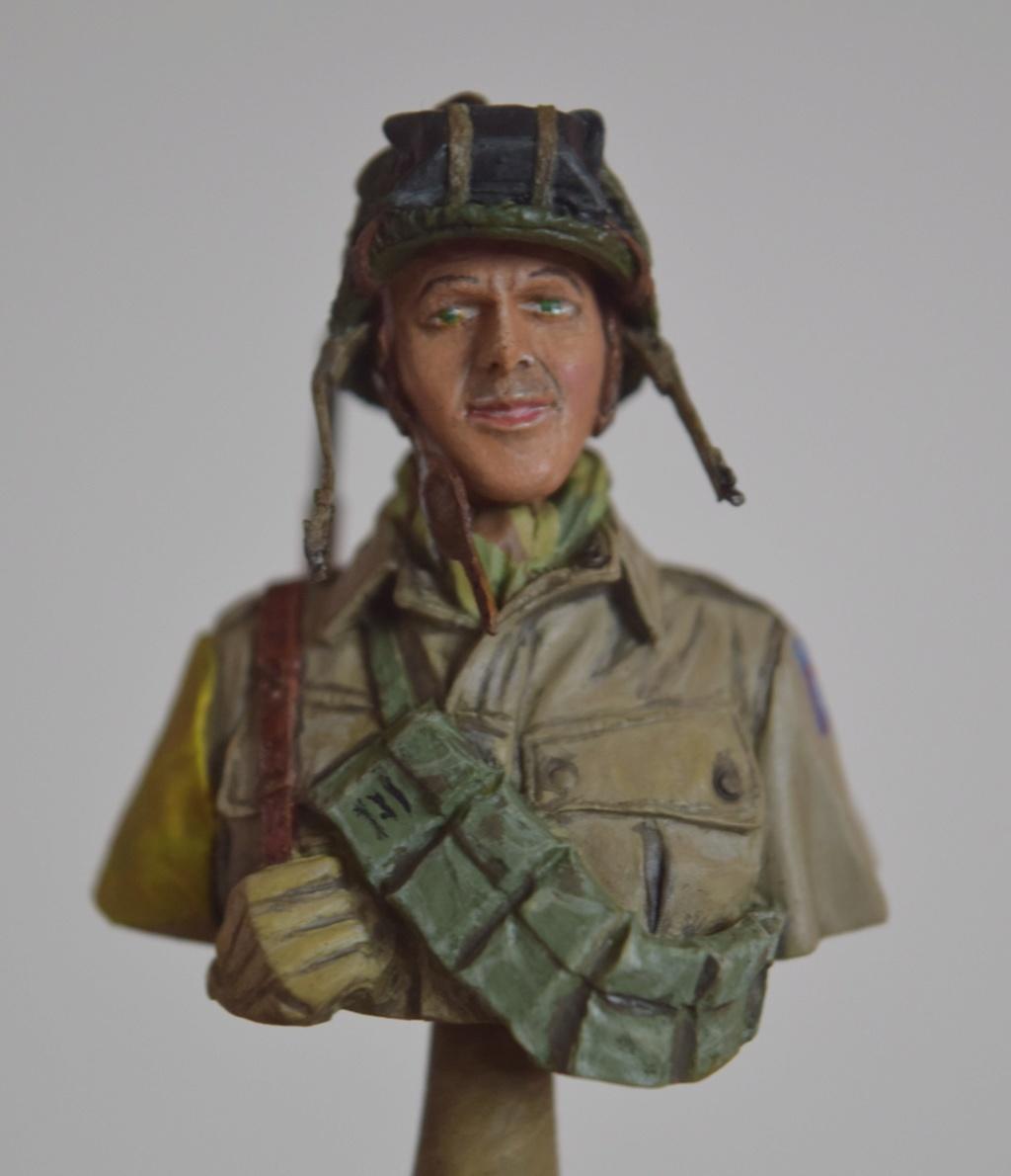 "US Army 82 Airborne """" All american "" - buste  1/16 de chez ALPINE FIGURINES .[ Terminé ] Dsc_0217"