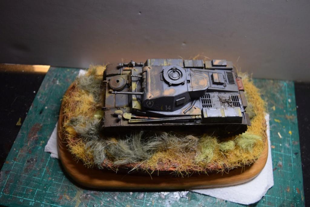 Fil rouge 2021 * Panzer Kampfwagen II Ausf. F/ G au 1/35 - TAMIYA - 1971 - *** Terminé en pg 3 - Page 3 Dsc_0388
