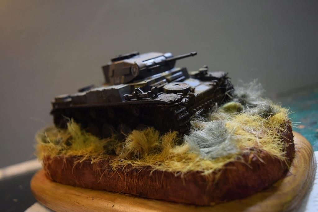 Fil rouge 2021 * Panzer Kampfwagen II Ausf. F/ G au 1/35 - TAMIYA - 1971 - *** Terminé en pg 3 - Page 3 Dsc_0390