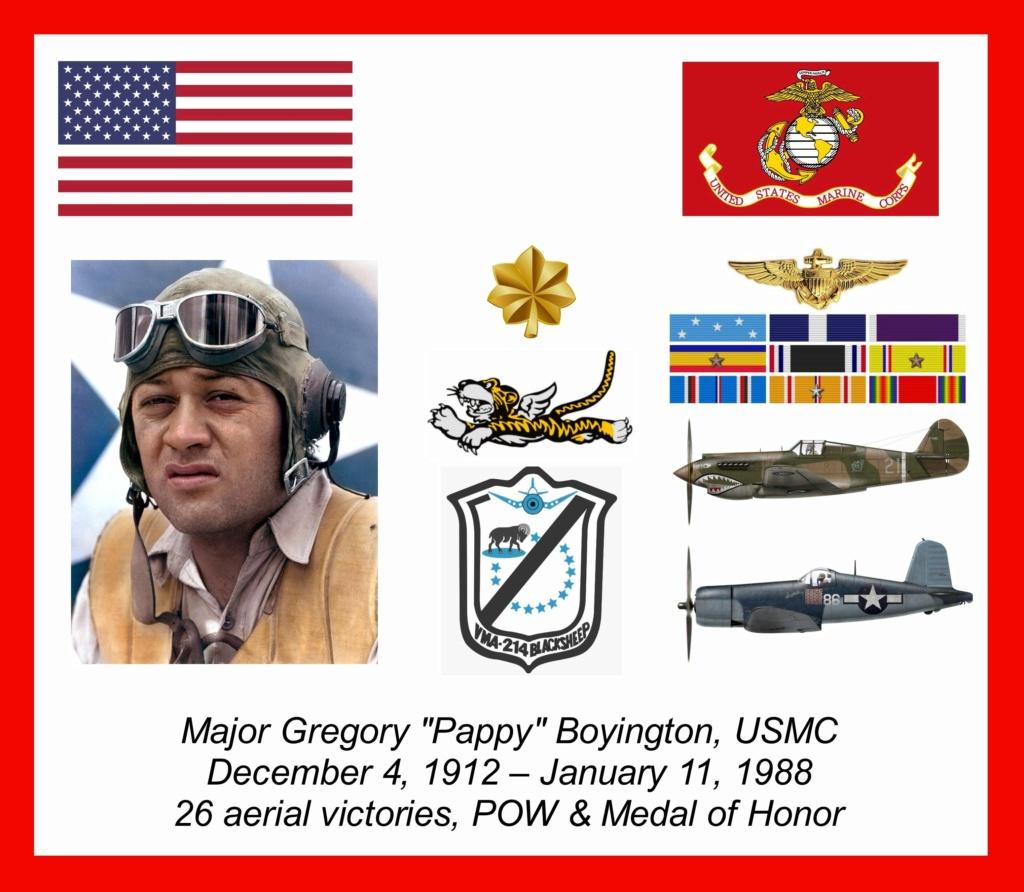 """BUSTE GREGORY """" PAPY """"  BOYINGTON - ROBERT CONRAD - [ FINI ] Fccb2810"""