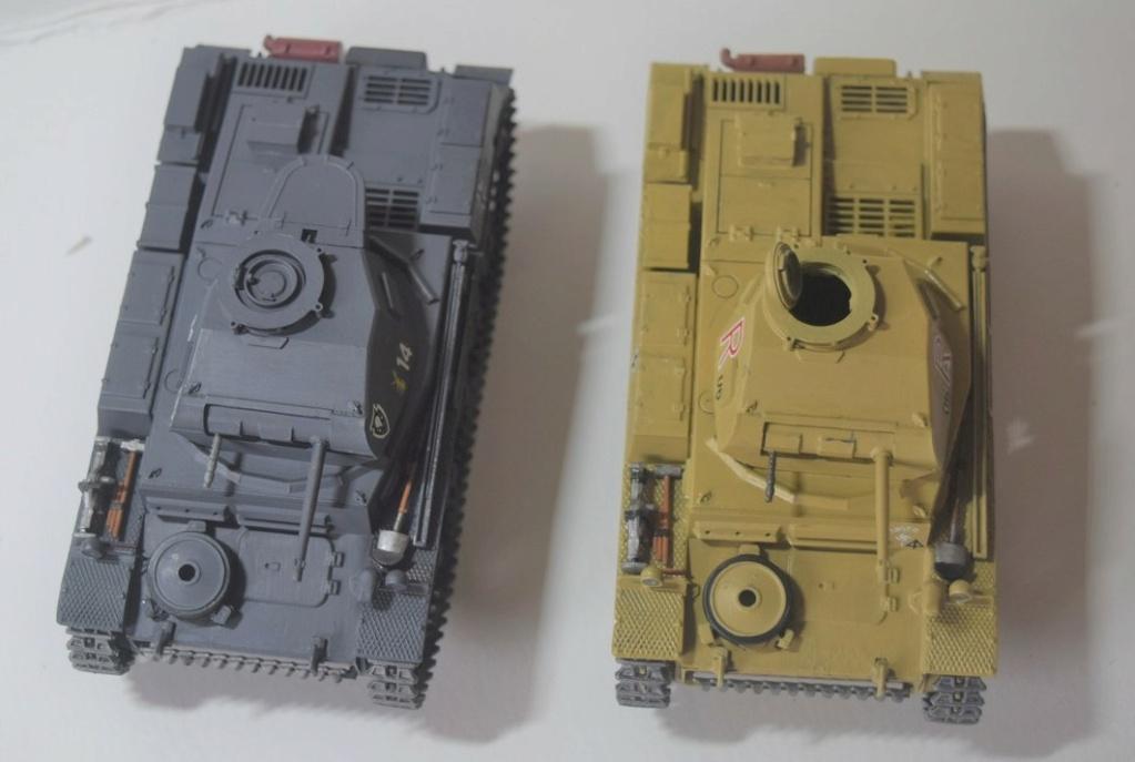 Fil rouge 2021 * Panzer Kampfwagen II Ausf. F/ G au 1/35 - TAMIYA - 1971 - - Page 2 Fr1710