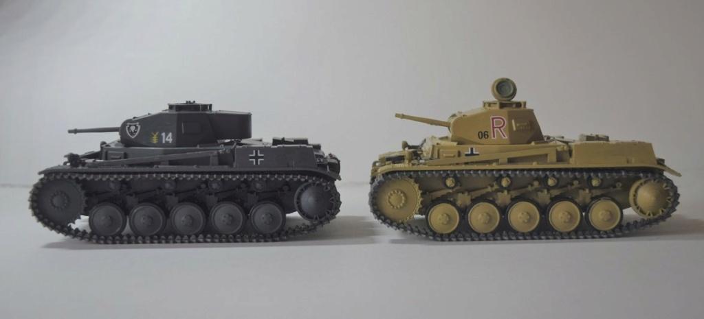 Fil rouge 2021 * Panzer Kampfwagen II Ausf. F/ G au 1/35 - TAMIYA - 1971 - - Page 2 Fr1910