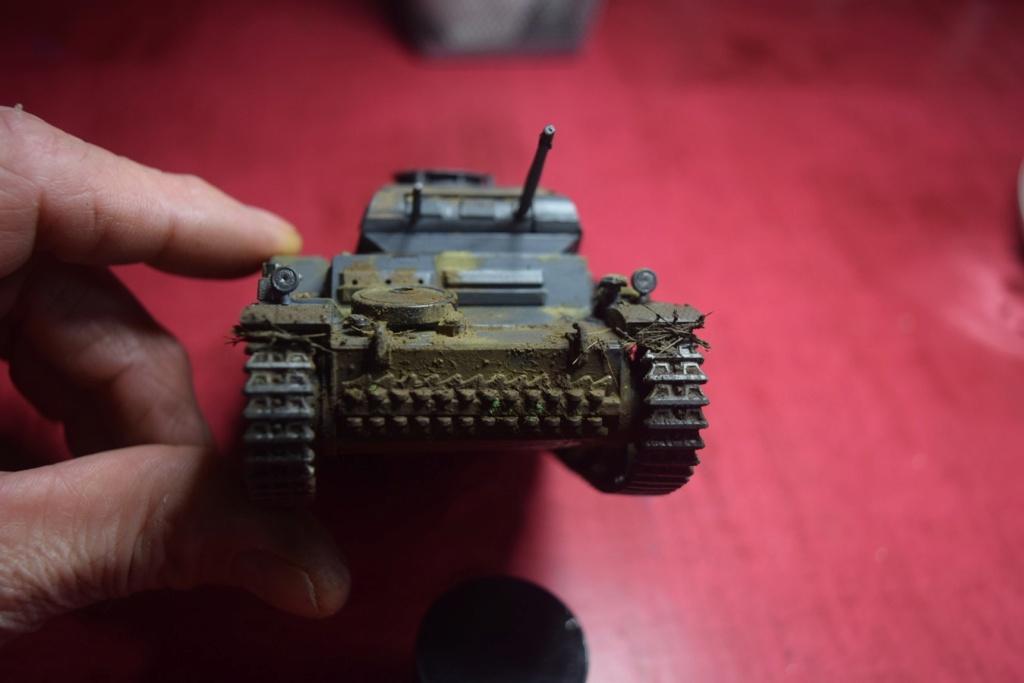 Fil rouge 2021 * Panzer Kampfwagen II Ausf. F/ G au 1/35 - TAMIYA - 1971 - - Page 2 Fr2610