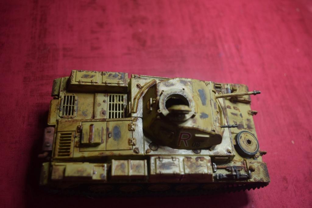 Fil rouge 2021 * Panzer Kampfwagen II Ausf. F/ G au 1/35 - TAMIYA - 1971 - *** Terminé en pg 3 - Page 3 Fr2710