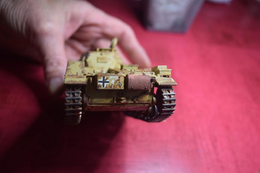 Fil rouge 2021 * Panzer Kampfwagen II Ausf. F/ G au 1/35 - TAMIYA - 1971 - *** Terminé en pg 3 - Page 3 Fr3010