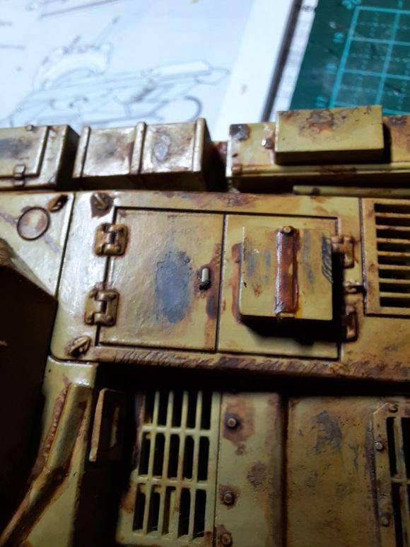 Fil rouge 2021 * Panzer Kampfwagen II Ausf. F/ G au 1/35 - TAMIYA - 1971 - *** Terminé en pg 3 - Page 3 Fr31-310