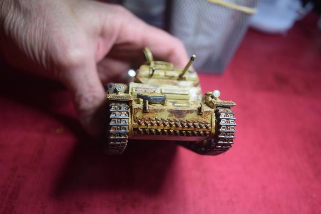 Fil rouge 2021 * Panzer Kampfwagen II Ausf. F/ G au 1/35 - TAMIYA - 1971 - *** Terminé en pg 3 - Page 3 Fr3110