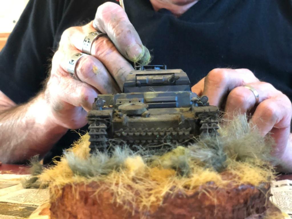 Fil rouge 2021 * Panzer Kampfwagen II Ausf. F/ G au 1/35 - TAMIYA - 1971 - *** Terminé en pg 3 - Page 3 Img-2015