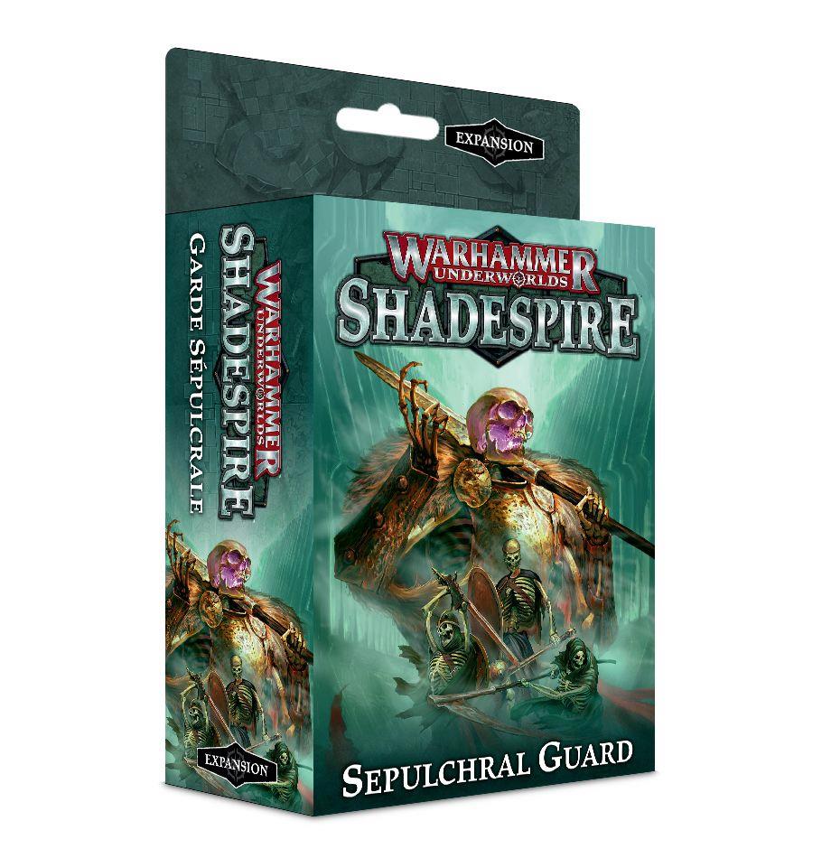 GARDE SEPULCRALE - WARHAMMER - Shades10