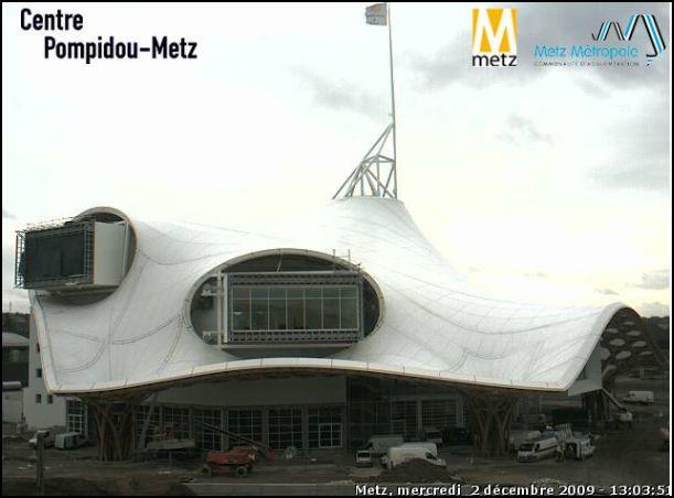 Centre Pompidou de Metz, Moselle Pompid11