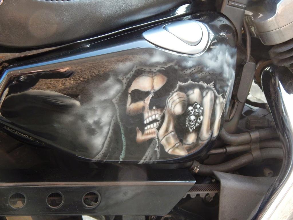Harley Davidson 1200 Forty Eight d'Azerty59400 Dscn0411