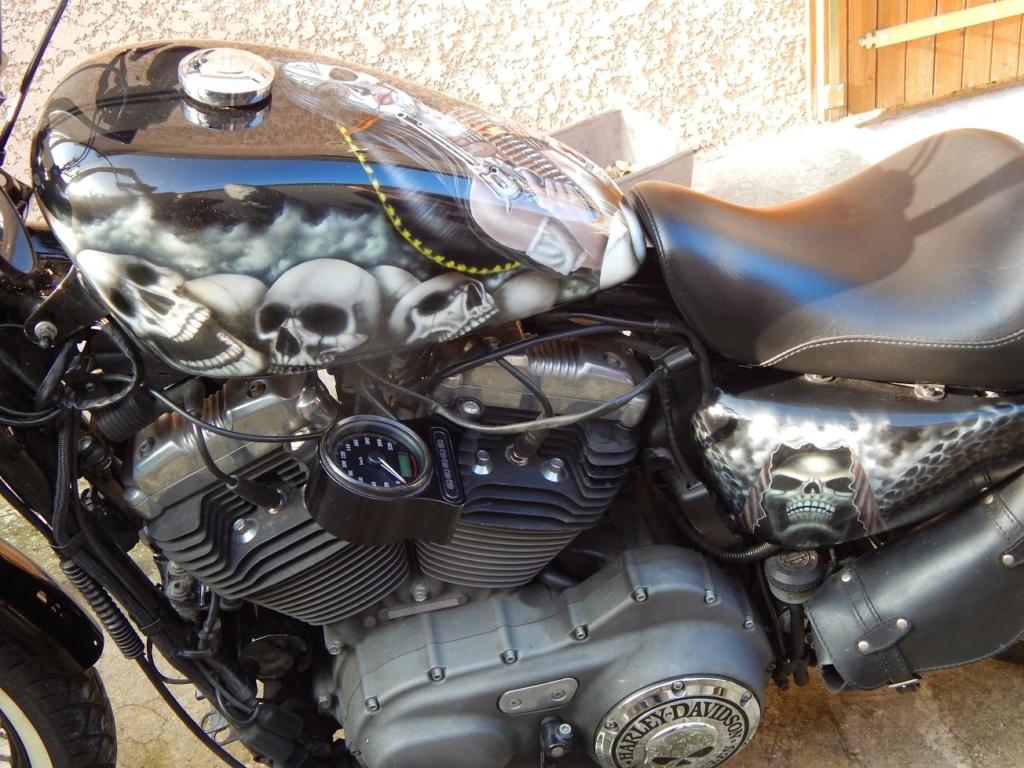 Harley Davidson 1200 Forty Eight d'Azerty59400 Dscn0412