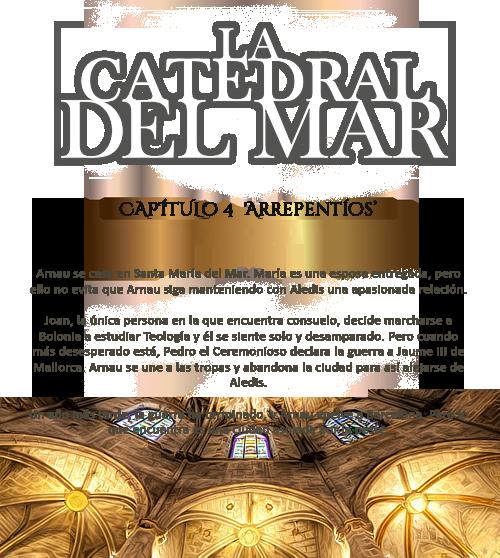 La catedral del mar-Capítulo 4 'Arrepentíos' Catedr10
