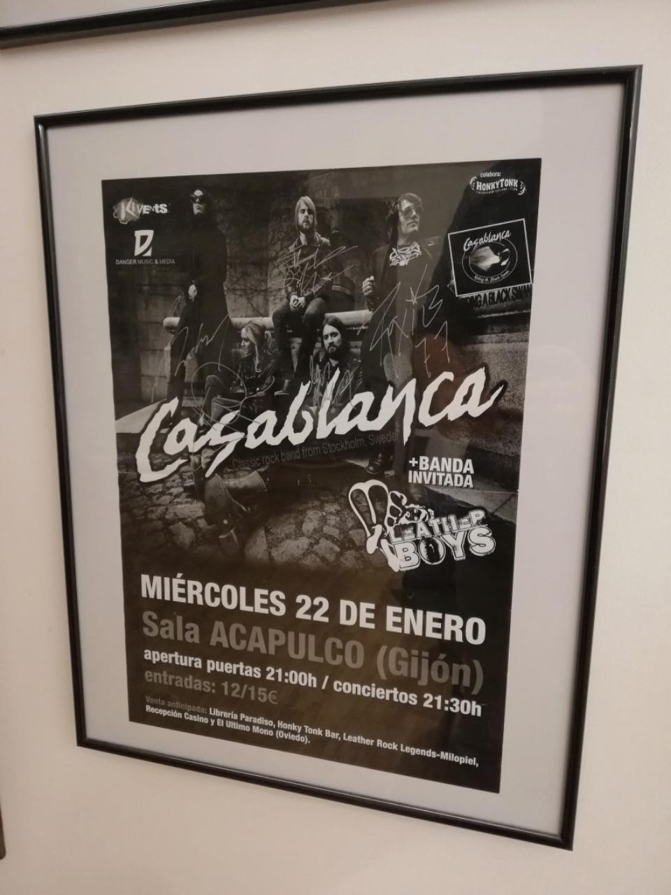 CASABLANCA - El grupo, no la película ni la ciudad ni el piso de Obama ni el trío de Madrid ni el sello discográfico - Página 8 Img_2012