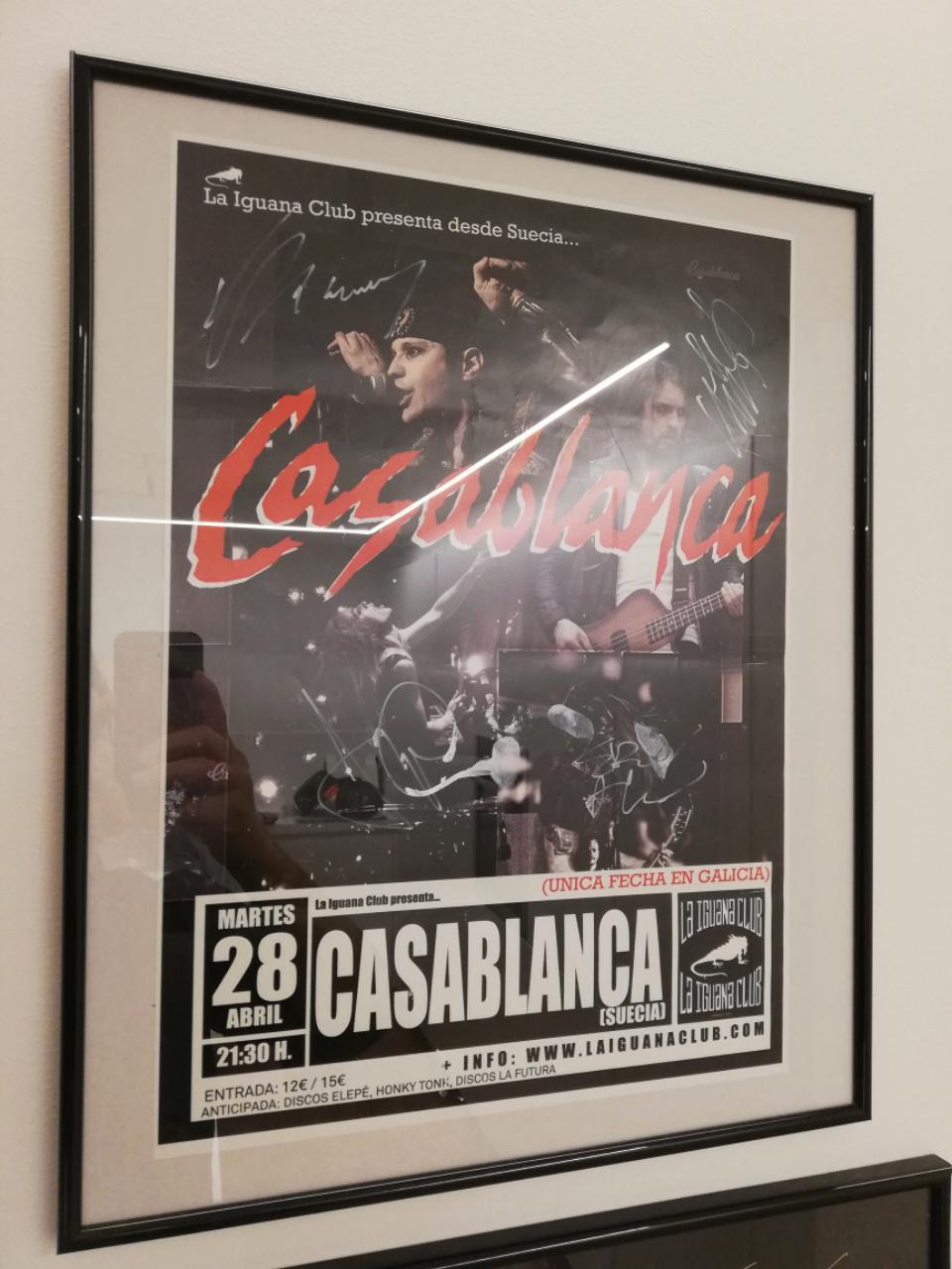 CASABLANCA - El grupo, no la película ni la ciudad ni el piso de Obama ni el trío de Madrid ni el sello discográfico - Página 8 Img_2013