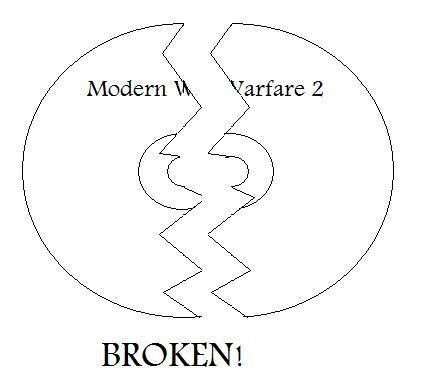 Call of Duty: Modern Warfare 2 Broken10