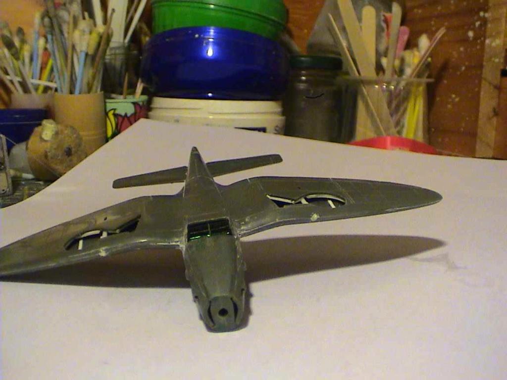 [Concours 2019 - 1] - [Heller] Heinkel He 112 V9 H1410