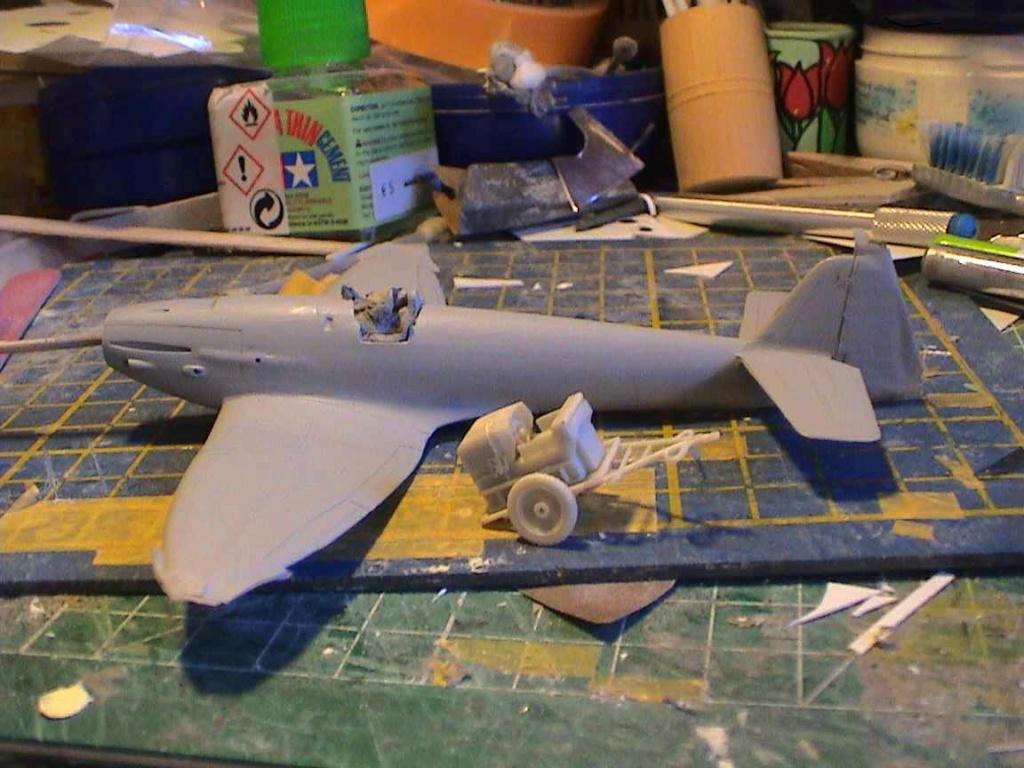 [Concours 2019 - 1] - [Heller] Heinkel He 112 V9 H2111
