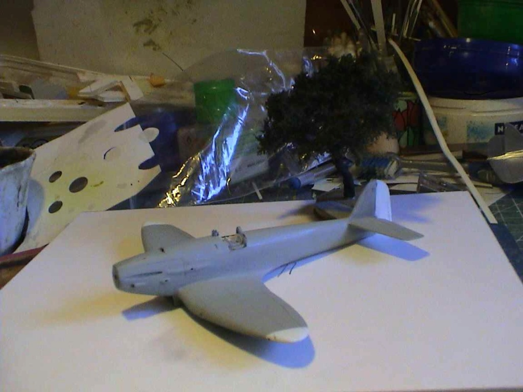 [Concours 2019 - 1] - [Heller] Heinkel He 112 V9 H2310