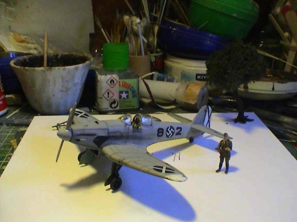 [Concours 2019 - 1] - [Heller] Heinkel He 112 V9 H3910
