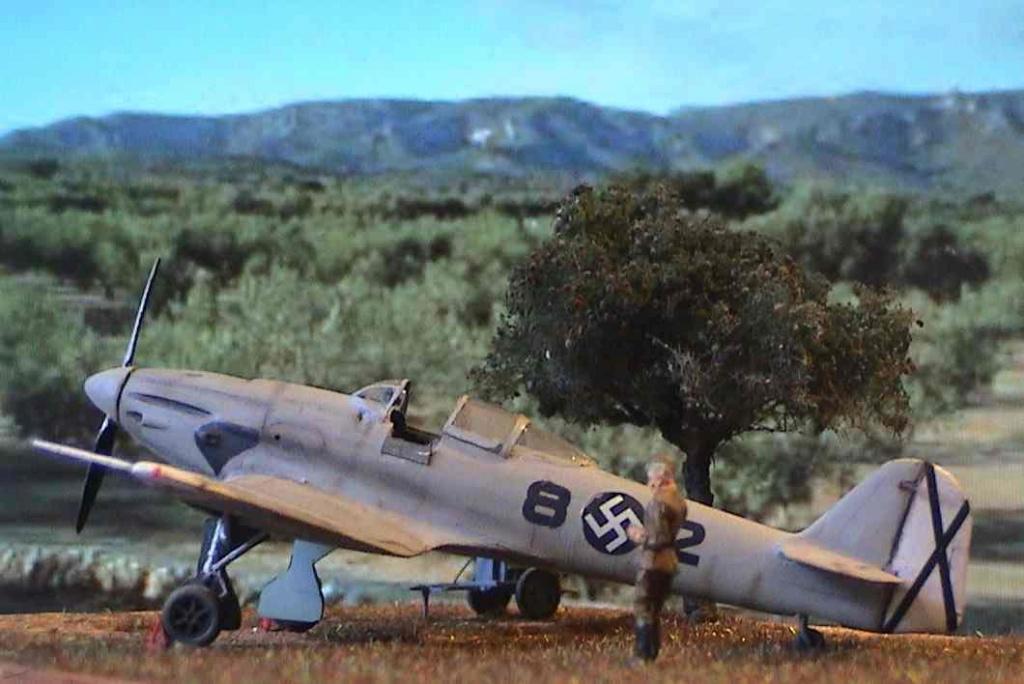 [Concours 2019 - 1] - [Heller] Heinkel He 112 V9 H5912