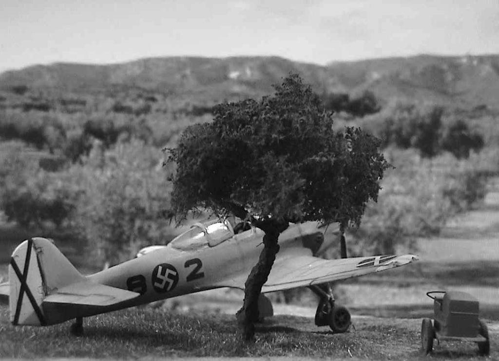 [Concours 2019 - 1] - [Heller] Heinkel He 112 V9 H62b10