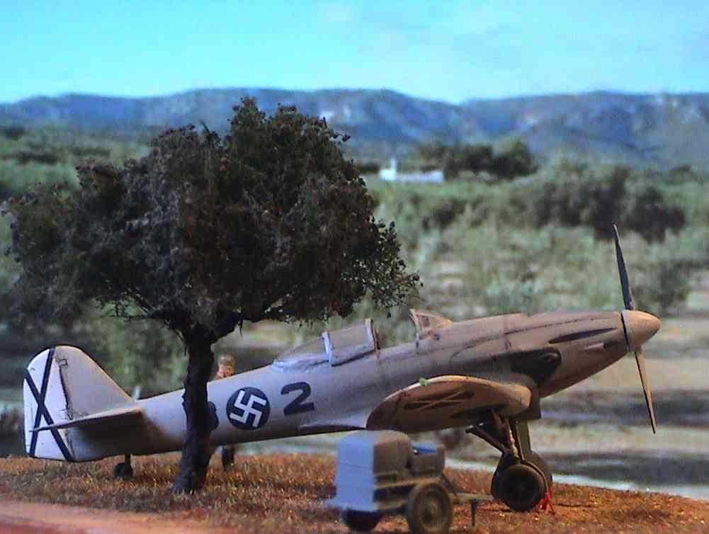 [Concours 2019 - 1] - [Heller] Heinkel He 112 V9 H6312