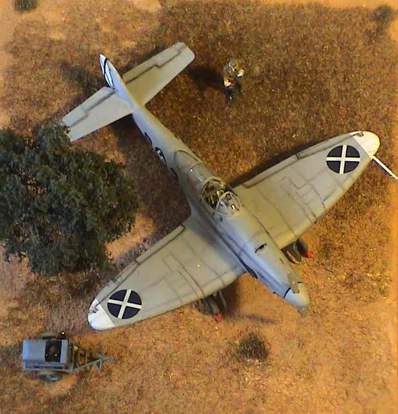 [Concours 2019 - 1] - [Heller] Heinkel He 112 V9 H6511