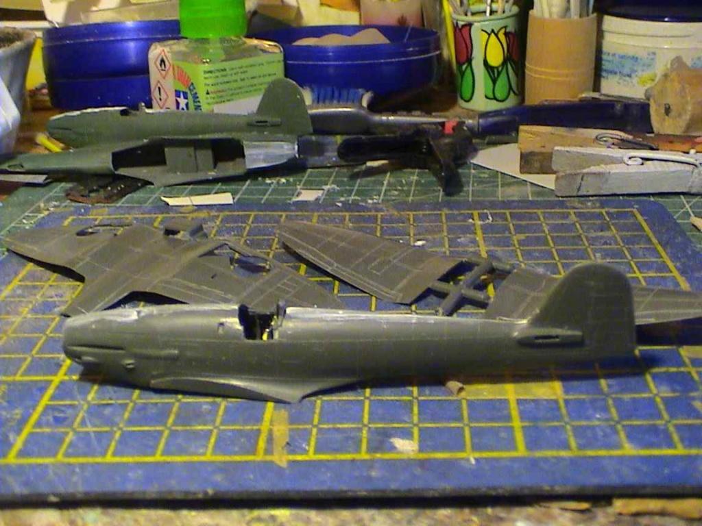 [Concours 2019 - 1] - [Heller] Heinkel He 112 V9 H710