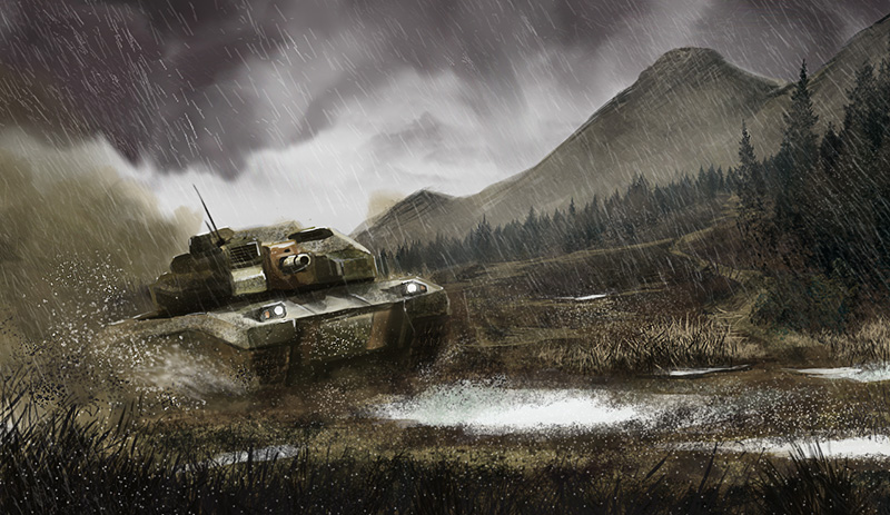 Kikö speeds - Page 8 Tank11