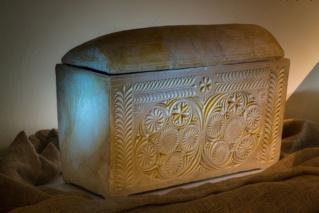 archéologie du christ Ossuai10