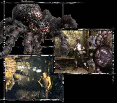 Resident Evil 0 (Gamecube ) Araign11