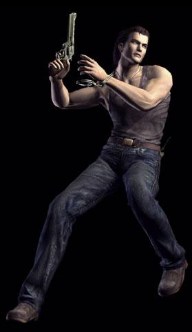 Resident Evil 0 (Gamecube ) Billy10