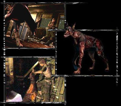 Resident Evil 0 (Gamecube ) Cerber11