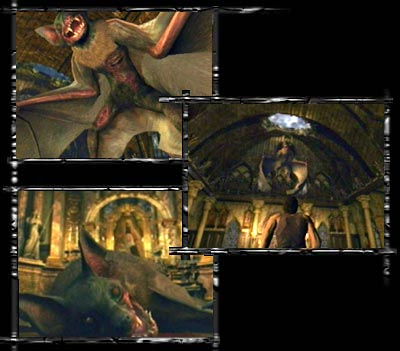 Resident Evil 0 (Gamecube ) Chauve10