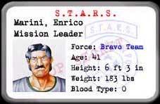 Resident Evil 1 (Ps1) Enrico10