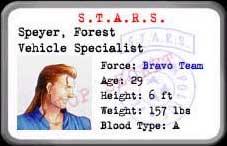 Resident Evil 1 (Ps1) Forest10