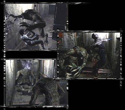Resident Evil 0 (Gamecube ) Hunter12