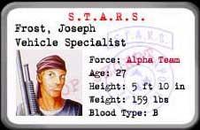 Resident Evil 1 (Ps1) Joseph10