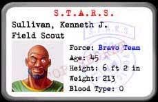 Resident Evil 1 (Ps1) Kennet10